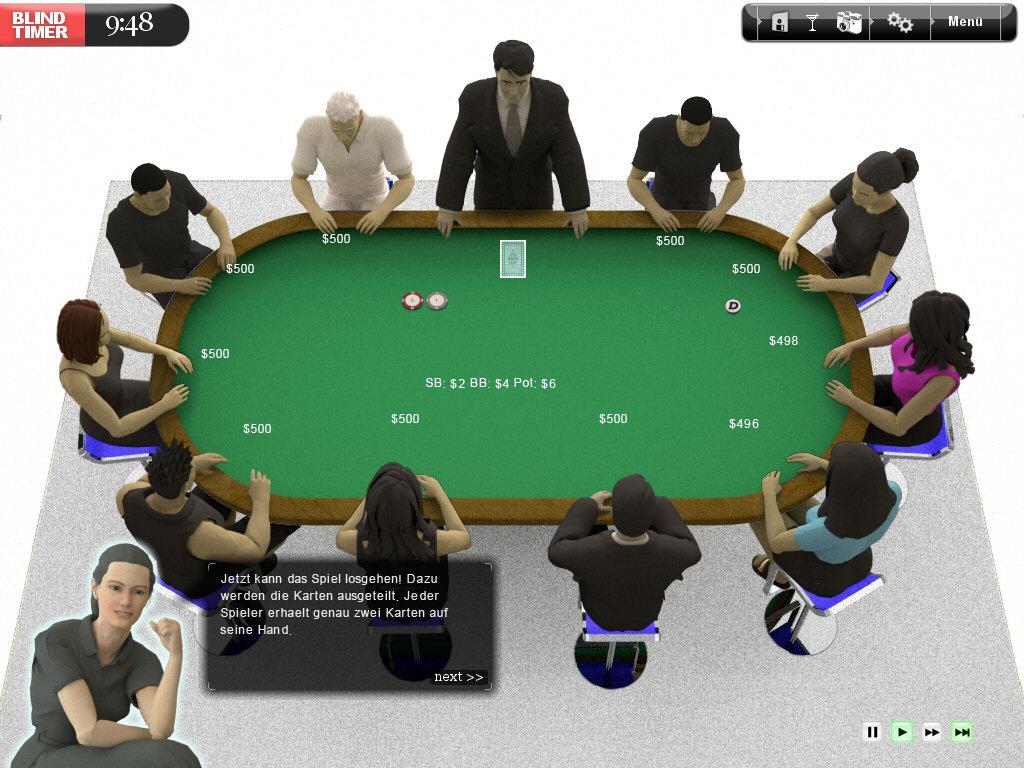 lan poker